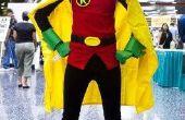 """Hoe te maken van een Batman kostuum """"Robin: Damien Wayne"""""""