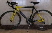 Hoe Vervang uw fiets wielen wth eenvoudige hulpmiddelen