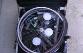 Hoe een fiets met S & S couplers pack