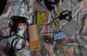DIY | Gothic Skull & bezaaid Spike Chocker (met geen naaien)