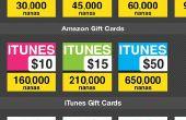 AppNana A Site u kunt verdienen gratis Gift Cards (itunes, Amazon, PayPal Cash)