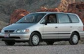 1994-98 Honda Odyssey Starter vervanging