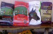 DIY Tarp Cover gemaakt van Feed zakken