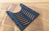 Thermoforming 3D afgedrukt PLA voor gebruik in Prostethics