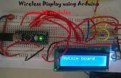 Prikbord systeem met behulp van Arduino draadloze
