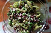 Drie-bonen salade van Quinoa