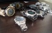 Een huis voor mijn horloges