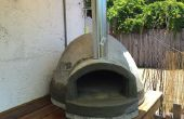 Mijn $135 Wood fired Pizza-Oven!