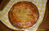 Spanako (Pi) ta Griekse spinazie taart