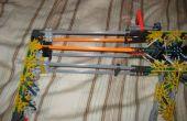 Upgrade van de aa-12 met hart beat, toepassingsgebied, grip, werkende clip en trigger