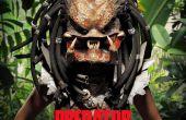 Predator - SFX make-up Tutorial
