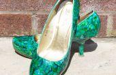 DIY schoenen - ontwerp je eigen!