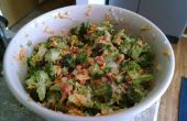 Broccoli salade met SPEK