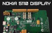 LinkIT een Nokia 5110 Display
