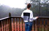 Seattle Atlanta Skyline T Shirt