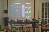 Stand Up Arcade Controllers met behulp van volwassen wandelaars