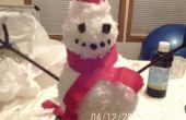 Laten we bouwen een sneeuw man!