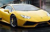 Hoe koop je een Lamborghini