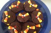 Cookies boze zwarte kat