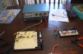 Versturen van muziek via een Frequency-Modulated (FM) infrarood (IR) LED