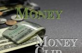Dollar Bill geld Clip
