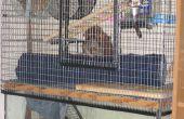 Degoe Jeans/Denim spelen buis (grote voor knaagdieren, fretten, ratten, enz.)