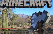 Hoe maak je een Minecraft bijl