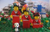 LEGO Mini figuur Hair