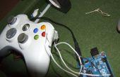 Mod Xbox 360 Controller met behulp van Arduino (MW3)