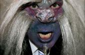 Schepsel protheses en make-up