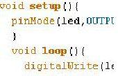 Arduino gebaseerd eenvoudige programmering tutorials: 1 met LED's