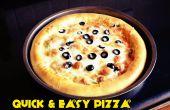 Snel gemakkelijk Pizza