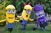 Trio van Minion kostuums (Despicable Me)