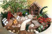 DIY miniatuur Tuinaccessoires