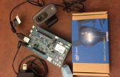 Kinderdagverblijf toezicht en een Tracking systeem met Intel Edison Development Kit