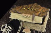 De monsterlijke, verplaatsen, Monster boek van Monsters