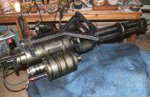 Maken van een prop M134 minigun (van junk)