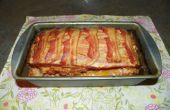 Gehaktbrood met Bacon