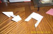 Origami vechters van TIE