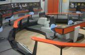 Star Trek Enterprise brug Playset