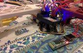 Bluetooth gecontroleerde Quadcopter met behulp van MultiWii