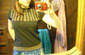 Hoe maak je een vrouw Steampunk Shirt