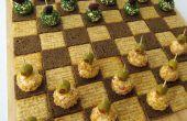 Kaas bal Checkers
