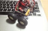 Arduino gebaseerd 4WD Bluetooth Microbot