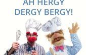 Swedish Chef met een Twist Instructables   Instrueren-a-Muppet