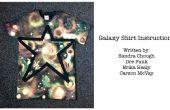 Maken van een Galaxy Shirt