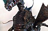 Upcycled Dragon - Halloween, Cosplay of kreeg Prop