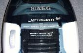 Stofzuiger verlies van zuiging correctie (AEG AJM 6820 Jetmaxx)
