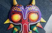 De schaamlippen masker (van de 'The Legend of Zelda - schaamlippen masker' voor N64)