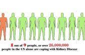 7 steps to gezonder leven met Kidney Disease